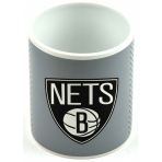 Forever Collectibles NBA Fade Mug Brooklyn Nets