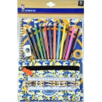 Forever Collectibles NBA Camo Ultimate Stationery Set Golden State Warriors