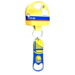Forever Collectibles NBA Bottle Opener Keyring Golden State Warriors