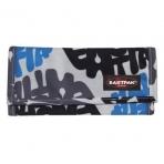 EASTPAK RUNNER CORE SOLID WALLET šedá/grafiti