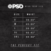 PSD MEASURE UP