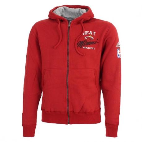 Adidas NBA Miami Heat Hoody