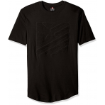SOUTH POLE MOTO TEE BLACK