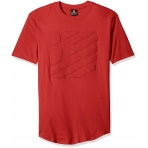 SOUTH POLE MOTO TEE RED