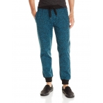 SOUTH POLE FLEECE JOGGER FLEECE PANT MARLED TEAL