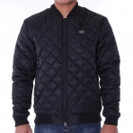 Pelle Pelle Million Dollar Quilted Jacket - Black