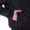 Pelle Pelle Million Dollar Quilted Jacket - Black