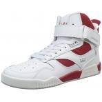 Supra Tenisky BLEEKER - WHITE / RED -WHITE