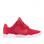 Supra Tenisky ELLINGTON - RED / GREY - WHITE