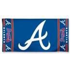 McArthur Fibre Beach Towel Atlanta Braves