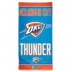 McArthur Fibre Beach Towel Oklahoma City Thunder