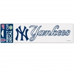 Wincraft Perfect Cut Decal New York Yankees