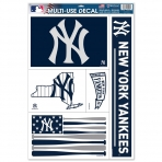 Wincraft Multi Use Decal-Set New York Yankees