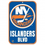 Wincraft Plastic Sign New York Islanders