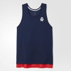Adidas John Wall Flash Tank