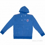 K-SWISS ALL OVER PRINT HOODY