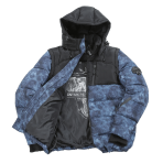 SOUTH POLE	ANTARTIC EXPEDITION OUTERWEAR JACKET INDIGO
