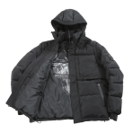 SOUTH POLEANTARTIC EXPEDITION OUTERWEAR JACKET CHARCOAL