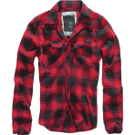 Brandit Check Shirt red