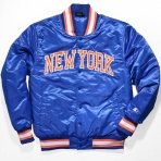 STARTER SATIN NY KNICKS JACKET