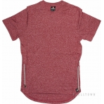 SOUTH POLE RIPPED TEE RED