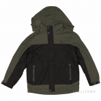 PEAK 3 IN 1 JACKET F253081 BLACK