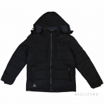 PEAK Heavy Padded Jacket F554381 Black