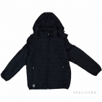 PEAK DOWN JACKET F554031 BLACK