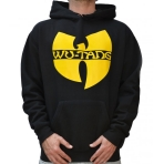 Wu-Tang Clan Logo Hooded