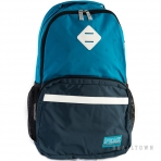 PEAK BACKPACK B153110 TECH BLUE/DK. BLUE