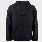 Wrung Jacket Stash Black