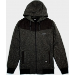 Wrung Hoody Arrow Heather Black