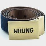 Wrung Belt Tony Beige