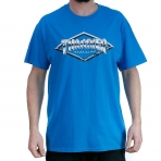 Thrasher Diamond Emblem T-Shirt Sapphire
