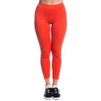 Grimey The Heat Girl Leggins Red
