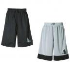 Spalding Essential Reversible Shorts (čierno/šedá)