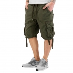 South Pole Non Denim Short Olive