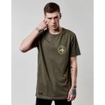 Cayler & Sons BL Frdm Long Scallop Back T-Shirt