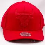 Mitchell & Ness Tonal Logo High Crown 110 Snapback NBA Chicago Bulls