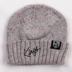 Mitchell & Ness TC Heather Script Knit Beanie NHL La Kings