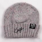 Mitchell & Ness TC Heather Script Knit Beanie NHL La Kings