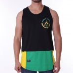 Pelle Pelle Mash Up Tanktop Black