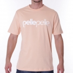 Pelle Pelle Back 2 The Basics T-Shirt S/S Peaches 'N Cream