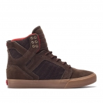 Supra Skytop Brown