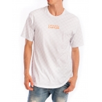 Crooks & Castles Teamster Crew T-Shirt White