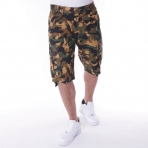 Pelle Pelle Basic Cargo Short Woodland