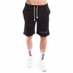 Grimey Mist Blues Sweatshorts Sweatshorts Black