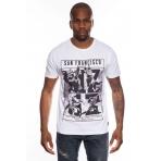 MZGZ tričko Thematch biele