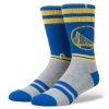 Stance NBA Arena Collection Crew City Gym Warriors