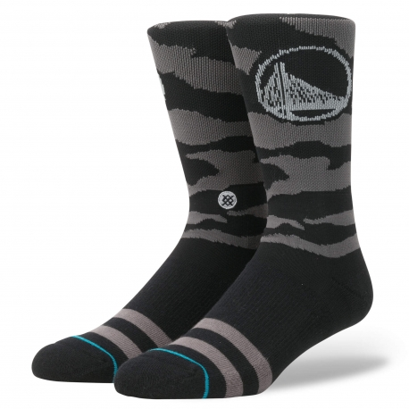 Stance NBA Arena Collection Crew Nightfall Warriors